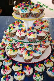 35 best balloon cupcakes images on pinterest balloon cupcakes
