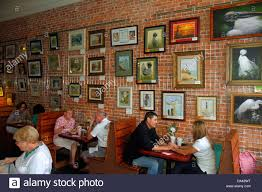 brooksville florida rising sun cafe restaurant interior inside