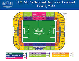 Map Of The United States With Compass by The U S Men U0027s National Rugby Team Returns To Bbva Compass Stadium