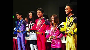 cast power rangers ninja steel