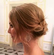 Hochsteckfrisuren Kinnlanges Haar by 40 And Easy Hair Buns To Try Hochsteckfrisur Für