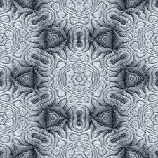 mayan ornaments seamless hires generated texture stock photo