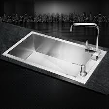 Buy Stainless Steel Kitchen Sink by Aliexpress Com Buy Sus304 Stainless Steel Kitchen Sink Single