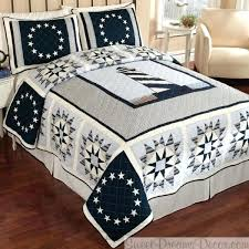 Nautical Twin Comforter Nautical Bed Quilts U2013 Co Nnect Me