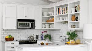 Small White Kitchen Small Kitchen Before And After Kitchen Makeovers Southern Living