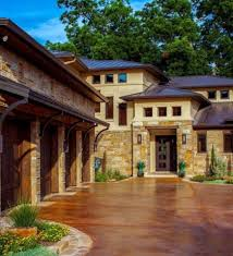 Story Country House Stone One Story House Plans For Ranch Style - Texas hill country home designs