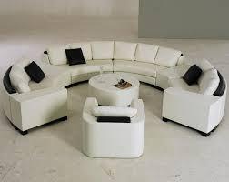 Circular Sectional Sofa Semi Round Sectional Sofa Sofa Designs And Ideas