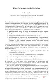 It Resume Summary Examples by 100 What Is Resume How To Write A Cover Letter And Resume