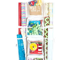 wrapping paper holder wrapping paper storage ideas gift wrap storage ideas 1 gift