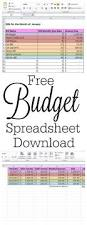 Annual Budget Spreadsheet by Free Budget Spreadsheet And How To Keep Track Of Passwords The