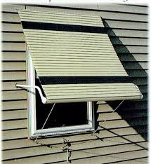 Roll Up Window Awnings Awning Company Brick Nj