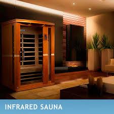 Keys Backyard Infrared Sauna by Saunas Costco