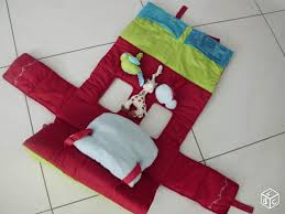 siège pour caddie bébé petit matériel et accessoires pour bébé