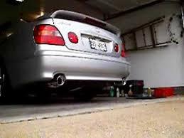 lexus gs300 exhaust lexus gs300 magnaflow custom exhaust