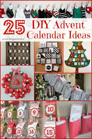 christmas advent calendar 25 diy christmas advent calendar ideas one dog woof
