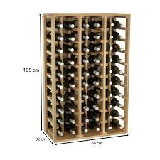 wine rack provinalia oak modular wine rack system winerack