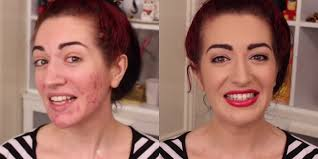 how to cover up acne scars with makeup makeup tutorial