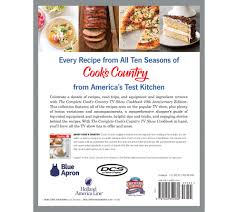 the complete cook u0027s country tv show cookbook