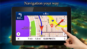 Yahoo Maps And Driving Directions Gps Phone Finder App With Driving Directions Maps Android Apps