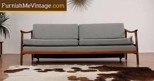 beautiful danish sleeper sofa mid century sofa bed 31340