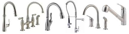 types of kitchen faucets best kitchen faucets 2018 reviews and top picks