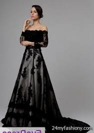 black lace wedding dresses vintage black lace wedding dress 2016 2017 b2b fashion