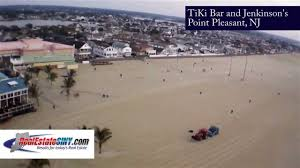 from above point pleasant beach new jersey shore tiki bar and