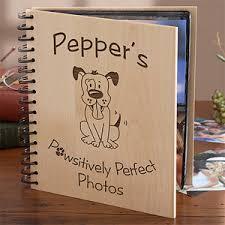 personalized dog photo album pawsitively personalized dog photo album