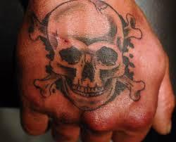 creative tattoo art on hands u0026 fingers