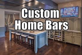 30 custom home bars design ideas youtube