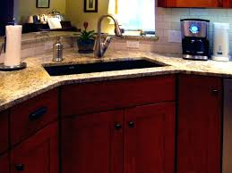 sinks kitchen corner sink cabinet plans corner kitchen sink