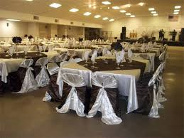 black and white chair covers www lepartyrentalzone chair covers chair caps houston tx