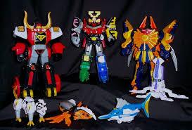 power rangers super samurai megazords zords linearranger