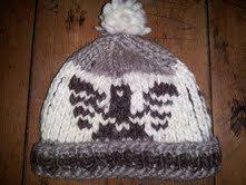 cowichan hat cowichan coast salish butterfly toque handmade by a local
