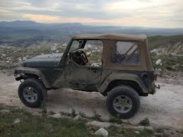 calling green 97 owners jeep wrangler forum