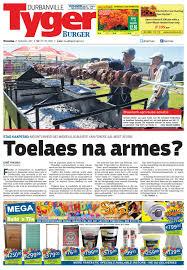tygerburger durbanville 20170927 by tygerburger newspaper issuu