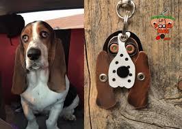 cow tag earrings pooch tags pooch tags custom pet tags custom likeness dog tags