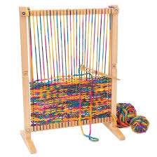 wooden multi craft loom for small