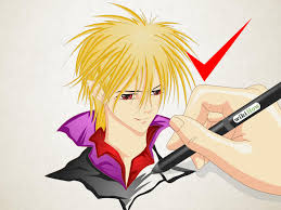 how to draw an anime vampire 9 steps with pictures wikihow
