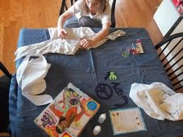 kcc kids make native american art and crafts in honor of the
