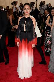 Hit The Floor Olivia - 2015 met gala red carpet roundup thefashionspot