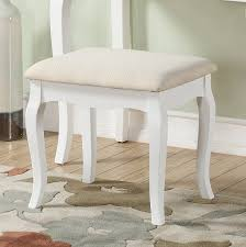 Ashley Furniture Bedroom Vanity Amazon Com Roundhill Furniture Ashley Wood Make Up Vanity Table