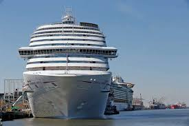 20 000 stuck at sea in cruise ships as galveston hunkers for