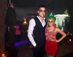 west hollywood halloween party holly letchworth and patrick farr photos photos zimbio