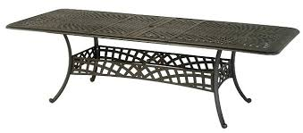 Cast Aluminum Patio Tables Cast Aluminum Table 833team