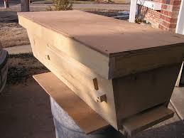 How To Make A Top Bar Beehive Beekeeping Class Series Growing Gardens Boulder Co