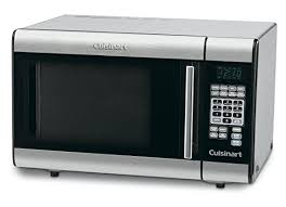 Amazon Cuisinart CMW 100 1 Cubic Foot Stainless Steel Microwave
