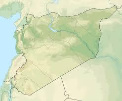 Azaz Syria Via Google Maps by Battle Of Douma Wikipedia