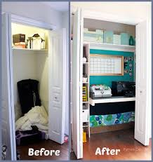 Best  Closet Turned Office Ideas Only On Pinterest Closet - Closet home office design ideas