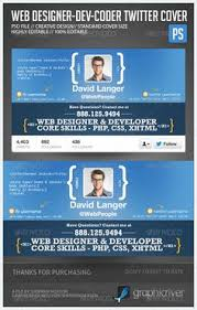web developer designer twitter header cover design pinterest